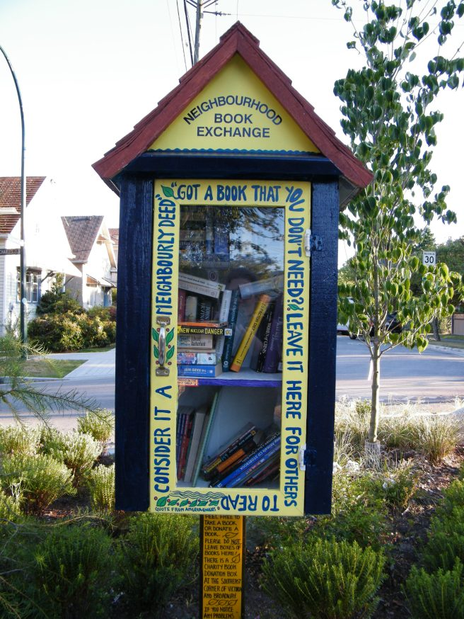 Neighbourhood Book Exchange