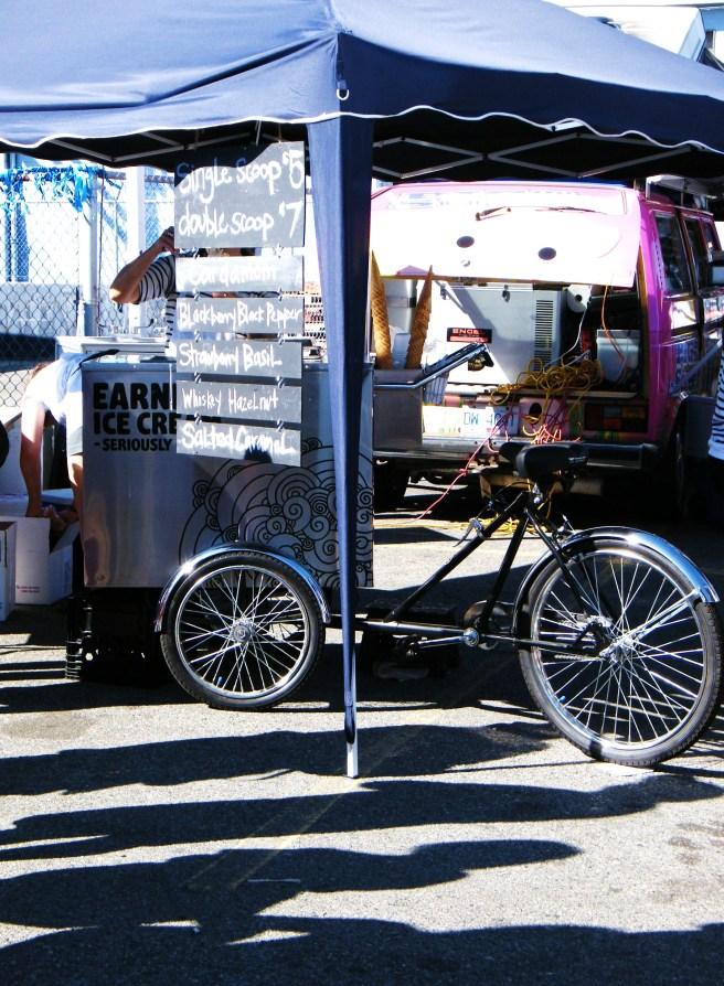 Earnest Ice Cream Truck