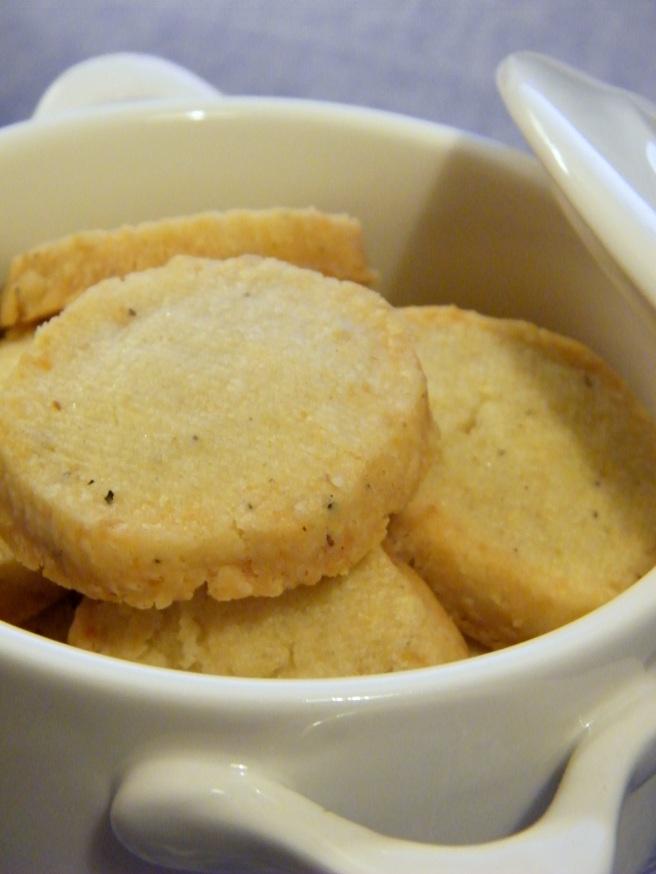 Cheez-it-ish Crackers