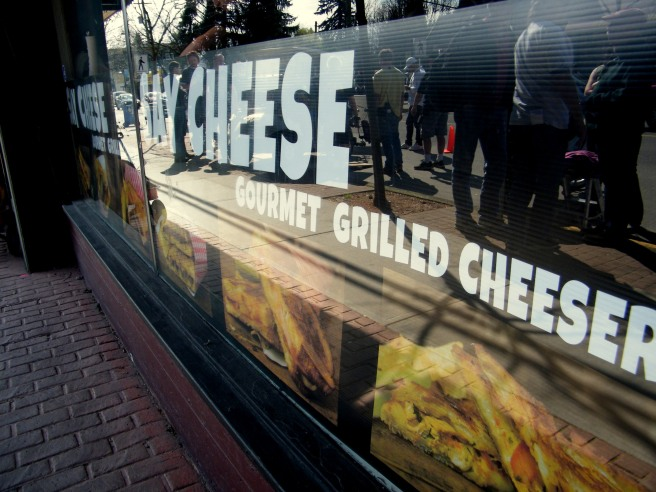 Say Cheese in Fort Langley (with bonus film industry reflection)