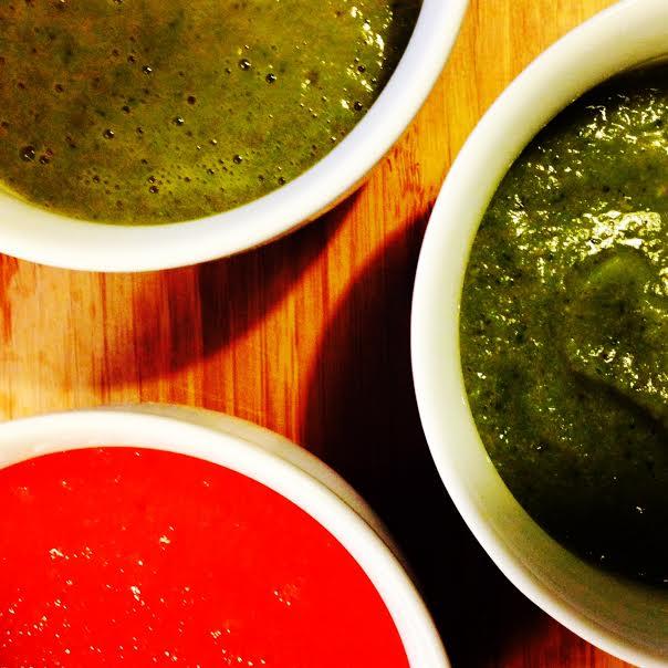 Party Soups