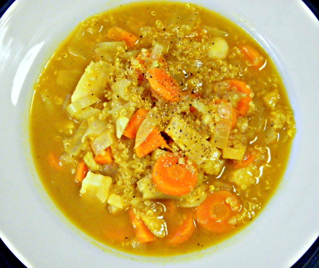 Soup too