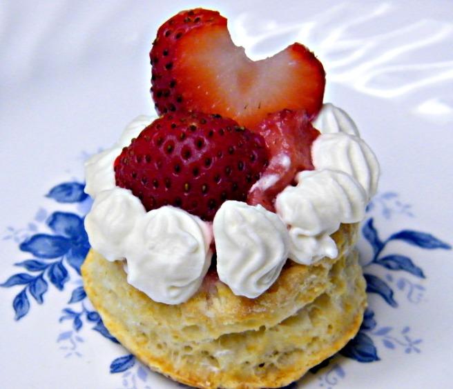 A shortcake