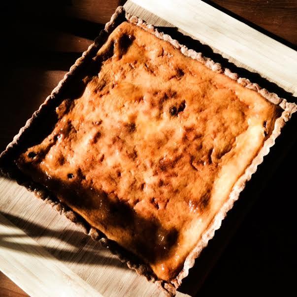 Cheesecake Tart