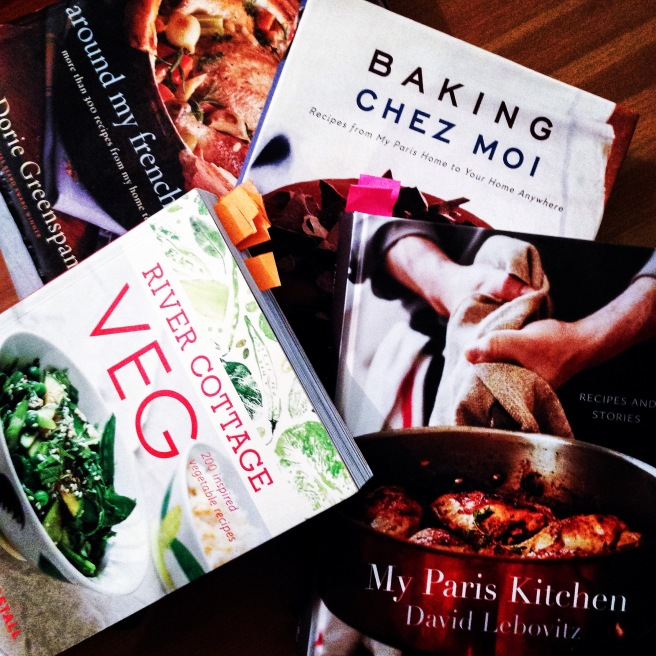 Cookbooks I love