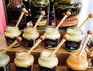 Maille Gourmet Mustards