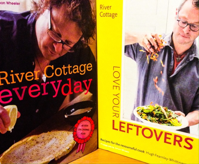River Cottage Everyday & Love Your Leftovers