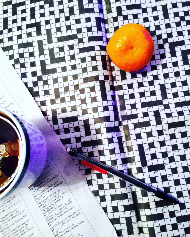 The Globe & Mail Holiday Crossword