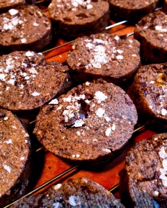 Double-Buckwheat Double-Chocolate Cookies