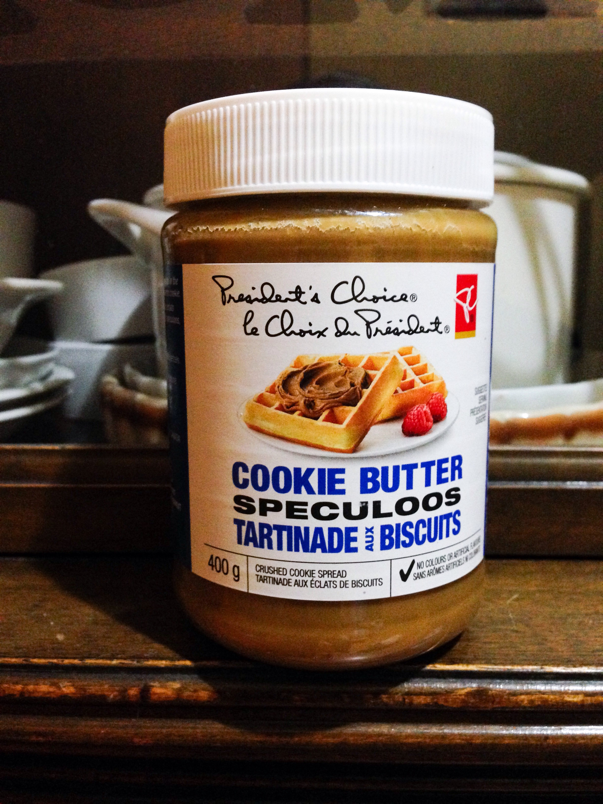 Speculoos Butter